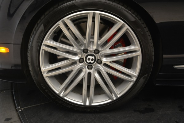 Used 2015 Bentley Continental GT Speed for sale Sold at Maserati of Westport in Westport CT 06880 21