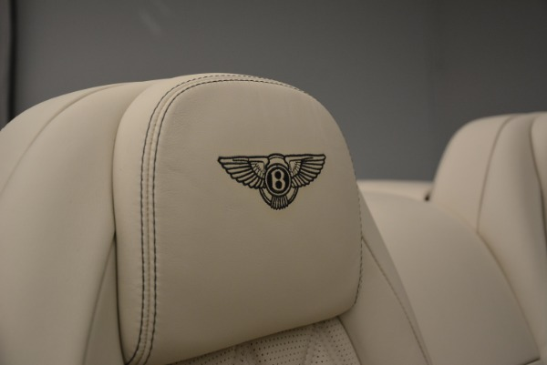 Used 2015 Bentley Continental GT Speed for sale Sold at Maserati of Westport in Westport CT 06880 24