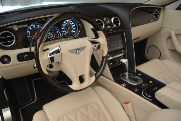 Used 2015 Bentley Continental GT Speed for sale Sold at Maserati of Westport in Westport CT 06880 28
