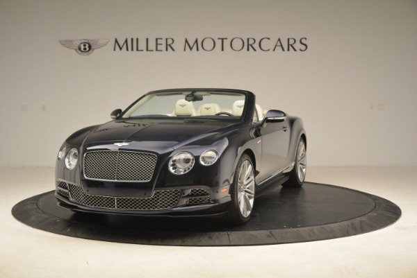 Used 2015 Bentley Continental GT Speed for sale Sold at Maserati of Westport in Westport CT 06880 1