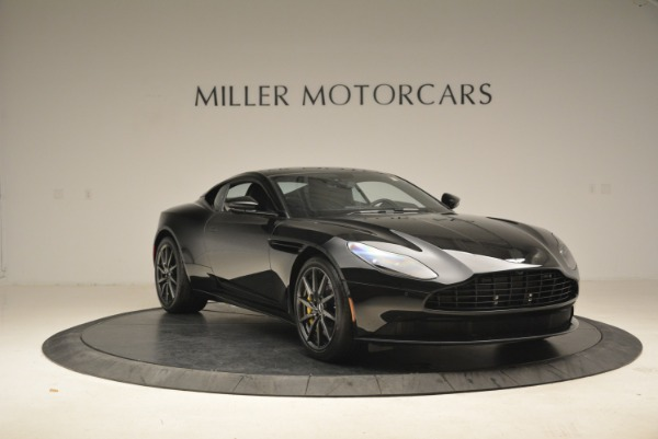 Used 2018 Aston Martin DB11 V8 Coupe for sale $149,990 at Maserati of Westport in Westport CT 06880 11