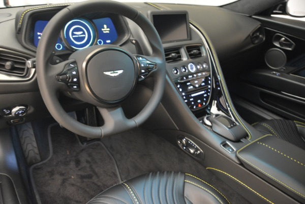 Used 2018 Aston Martin DB11 V8 Coupe for sale $149,990 at Maserati of Westport in Westport CT 06880 14