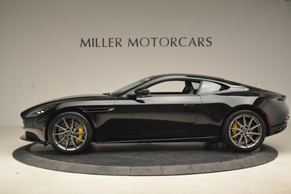 Used 2018 Aston Martin DB11 V8 Coupe for sale $149,990 at Maserati of Westport in Westport CT 06880 3