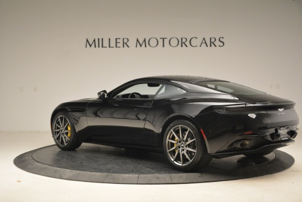 Used 2018 Aston Martin DB11 V8 Coupe for sale $149,990 at Maserati of Westport in Westport CT 06880 4