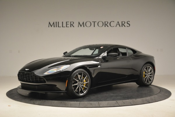 Used 2018 Aston Martin DB11 V8 Coupe for sale $149,990 at Maserati of Westport in Westport CT 06880 1