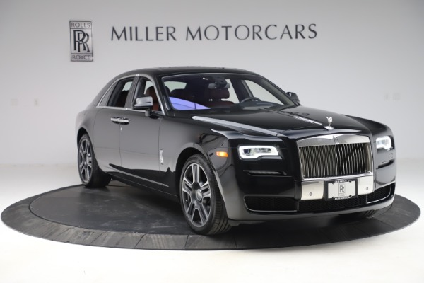 Used 2016 Rolls-Royce Ghost for sale $176,900 at Maserati of Westport in Westport CT 06880 12