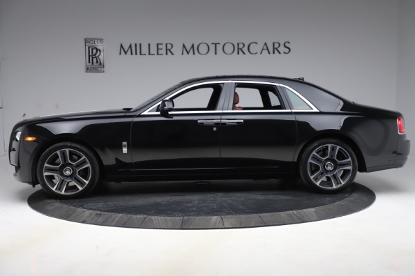 Used 2016 Rolls-Royce Ghost for sale $176,900 at Maserati of Westport in Westport CT 06880 3