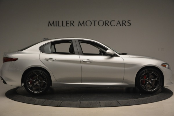 New 2018 Alfa Romeo Giulia Ti Sport Q4 for sale Sold at Maserati of Westport in Westport CT 06880 10