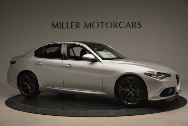 New 2018 Alfa Romeo Giulia Ti Sport Q4 for sale Sold at Maserati of Westport in Westport CT 06880 11