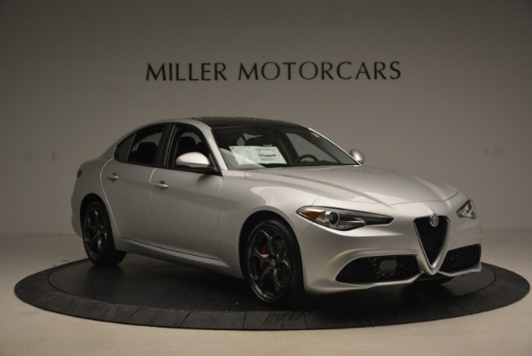 New 2018 Alfa Romeo Giulia Ti Sport Q4 for sale Sold at Maserati of Westport in Westport CT 06880 12