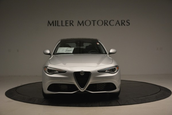 New 2018 Alfa Romeo Giulia Ti Sport Q4 for sale Sold at Maserati of Westport in Westport CT 06880 13
