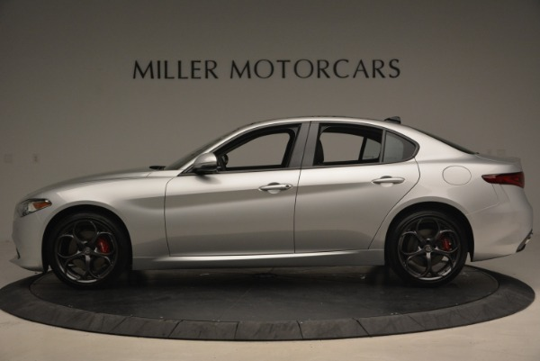 New 2018 Alfa Romeo Giulia Ti Sport Q4 for sale Sold at Maserati of Westport in Westport CT 06880 4