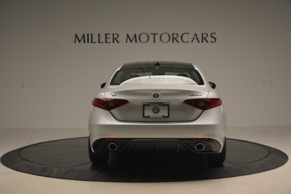 New 2018 Alfa Romeo Giulia Ti Sport Q4 for sale Sold at Maserati of Westport in Westport CT 06880 7
