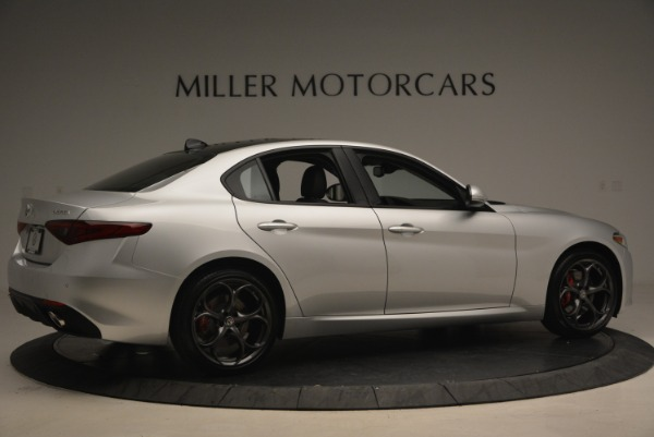 New 2018 Alfa Romeo Giulia Ti Sport Q4 for sale Sold at Maserati of Westport in Westport CT 06880 9