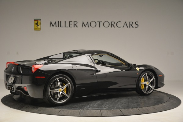 Used 2014 Ferrari 458 Spider for sale Sold at Maserati of Westport in Westport CT 06880 20