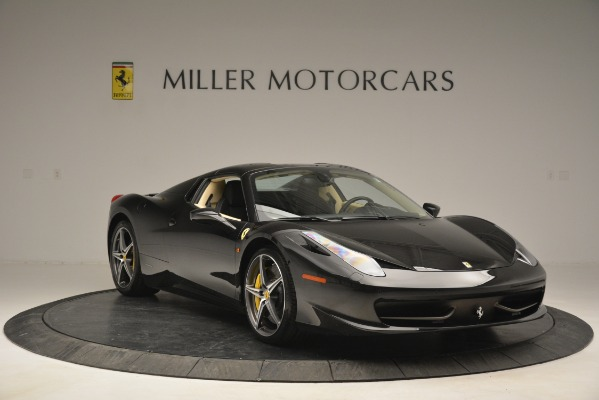 Used 2014 Ferrari 458 Spider for sale Sold at Maserati of Westport in Westport CT 06880 23