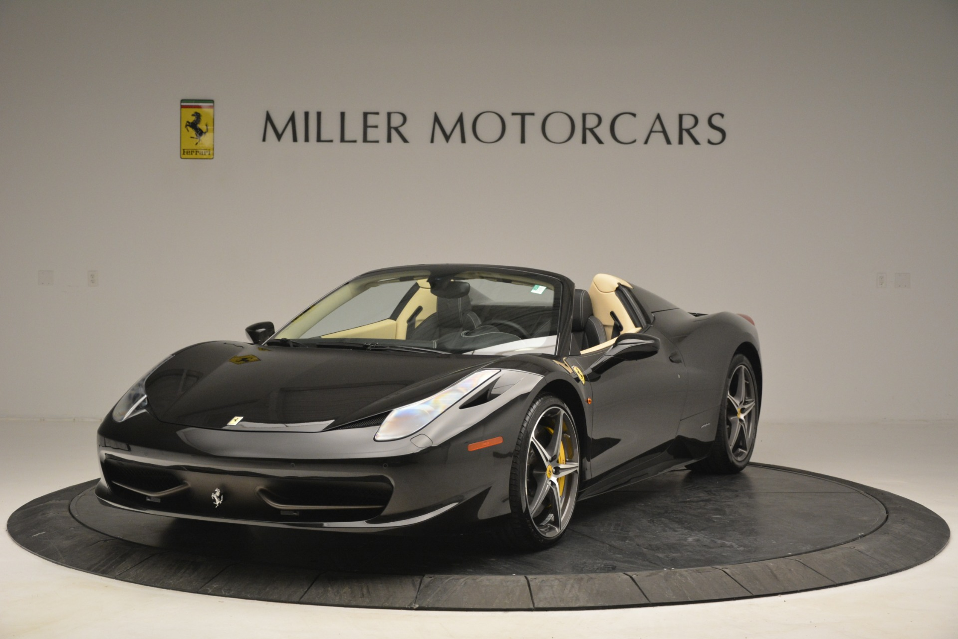 Used 2014 Ferrari 458 Spider for sale Sold at Maserati of Westport in Westport CT 06880 1