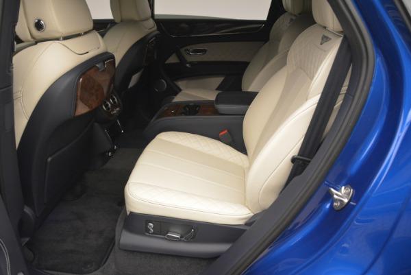Used 2018 Bentley Bentayga W12 Signature for sale $169,900 at Maserati of Westport in Westport CT 06880 19