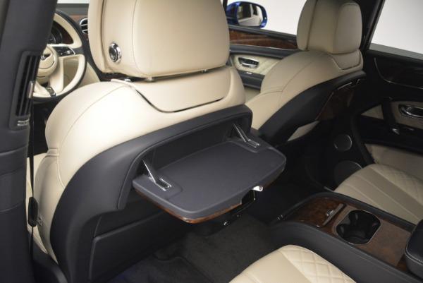 Used 2018 Bentley Bentayga W12 Signature for sale $169,900 at Maserati of Westport in Westport CT 06880 20