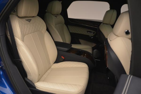 Used 2018 Bentley Bentayga W12 Signature for sale $169,900 at Maserati of Westport in Westport CT 06880 25