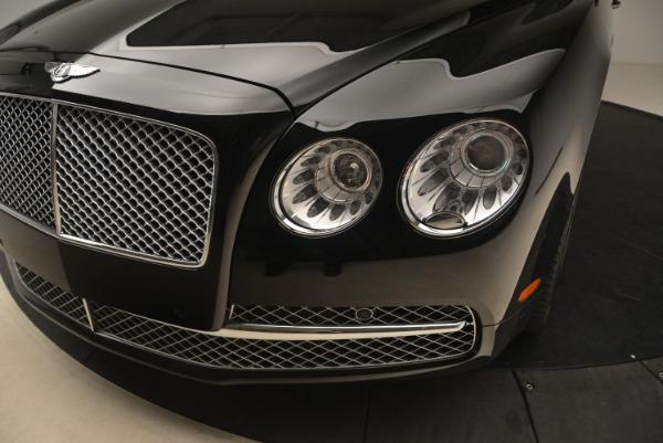 Used 2014 Bentley Flying Spur W12 for sale Sold at Maserati of Westport in Westport CT 06880 13