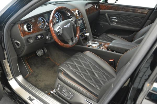 Used 2014 Bentley Flying Spur W12 for sale Sold at Maserati of Westport in Westport CT 06880 17