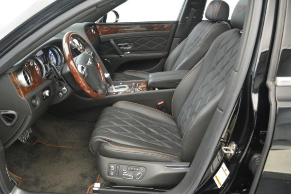 Used 2014 Bentley Flying Spur W12 for sale Sold at Maserati of Westport in Westport CT 06880 18