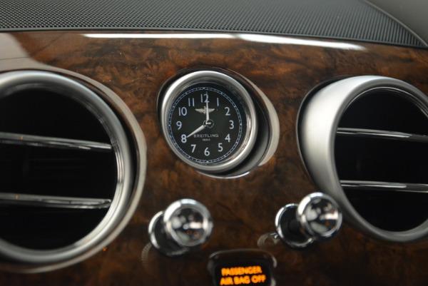 Used 2014 Bentley Flying Spur W12 for sale Sold at Maserati of Westport in Westport CT 06880 23