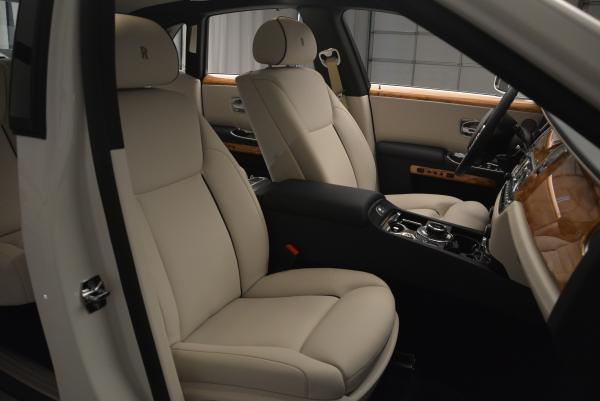 Used 2016 Rolls-Royce Ghost Series II for sale Sold at Maserati of Westport in Westport CT 06880 24