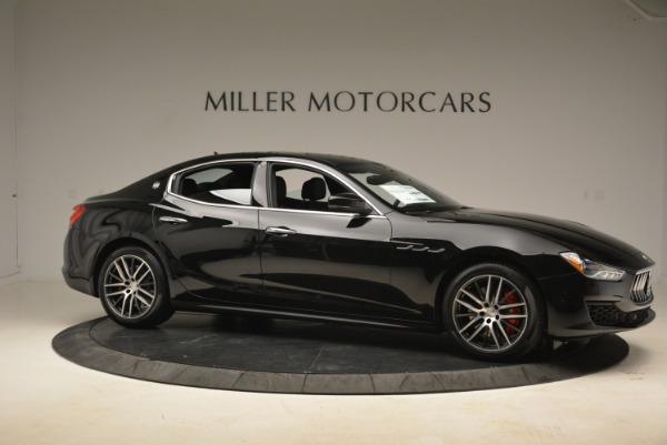 New 2018 Maserati Ghibli S Q4 for sale Sold at Maserati of Westport in Westport CT 06880 11