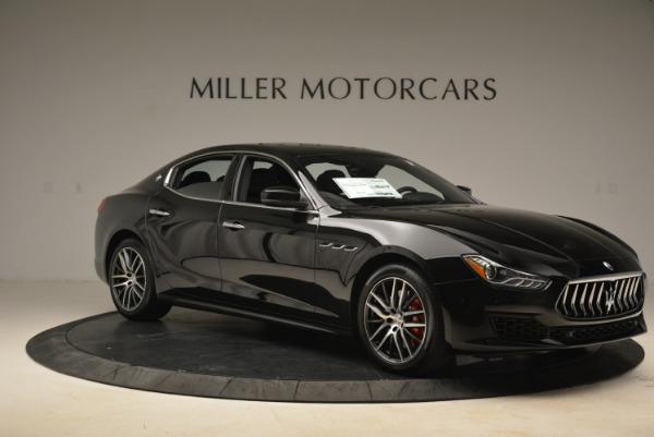 New 2018 Maserati Ghibli S Q4 for sale Sold at Maserati of Westport in Westport CT 06880 12