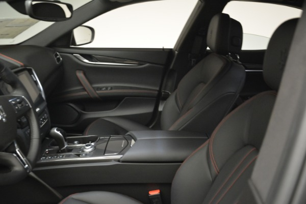 New 2018 Maserati Ghibli S Q4 for sale Sold at Maserati of Westport in Westport CT 06880 15