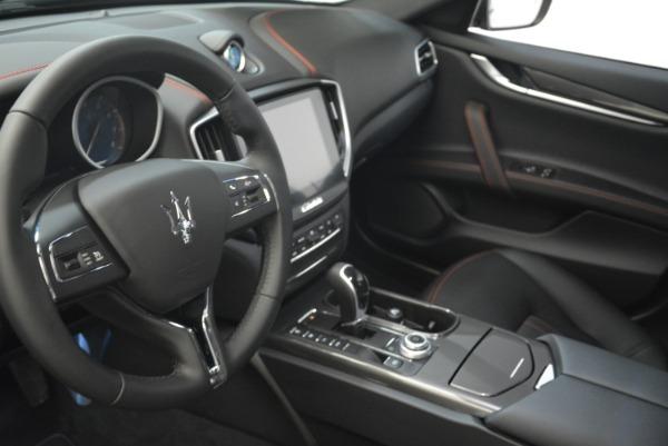 New 2018 Maserati Ghibli S Q4 for sale Sold at Maserati of Westport in Westport CT 06880 16