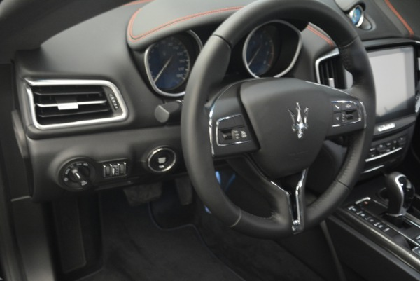 New 2018 Maserati Ghibli S Q4 for sale Sold at Maserati of Westport in Westport CT 06880 19