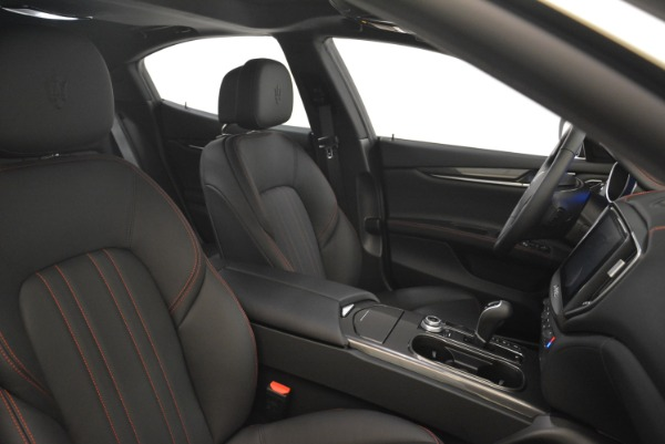 New 2018 Maserati Ghibli S Q4 for sale Sold at Maserati of Westport in Westport CT 06880 20