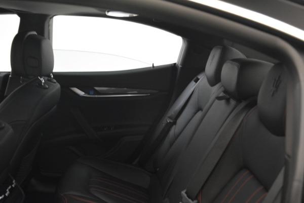 New 2018 Maserati Ghibli S Q4 for sale Sold at Maserati of Westport in Westport CT 06880 23