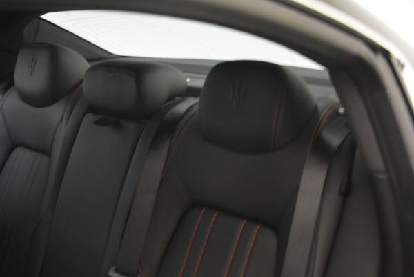 New 2018 Maserati Ghibli S Q4 for sale Sold at Maserati of Westport in Westport CT 06880 24