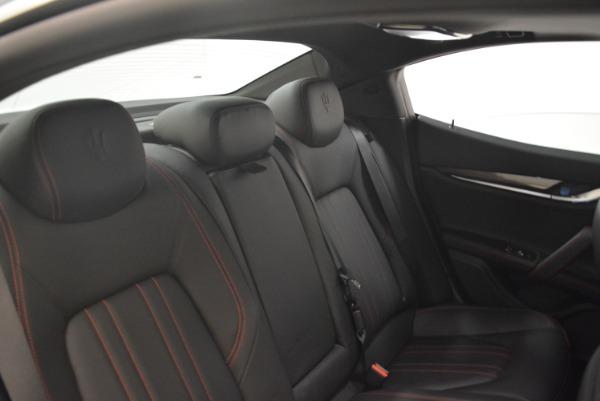 New 2018 Maserati Ghibli S Q4 for sale Sold at Maserati of Westport in Westport CT 06880 28