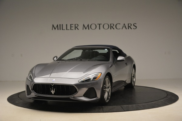 New 2018 Maserati GranTurismo Sport Convertible for sale Sold at Maserati of Westport in Westport CT 06880 2