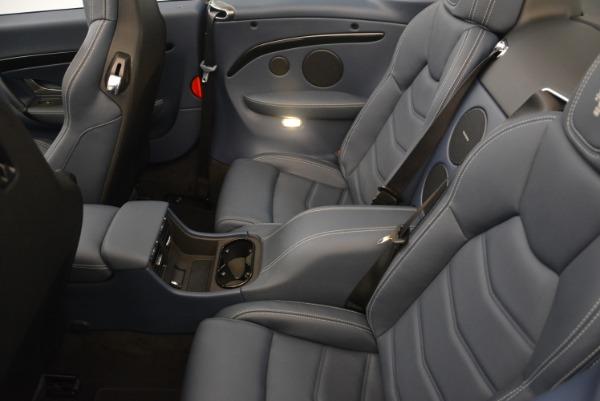 New 2018 Maserati GranTurismo Sport Convertible for sale Sold at Maserati of Westport in Westport CT 06880 21