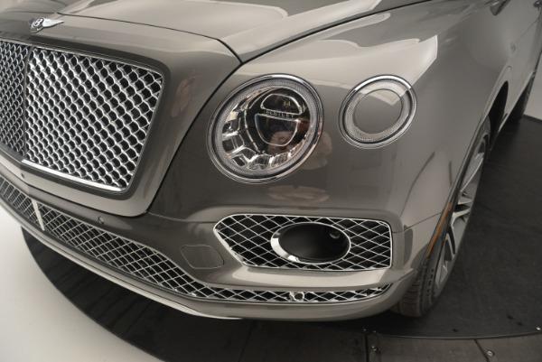 New 2018 Bentley Bentayga W12 Activity for sale Sold at Maserati of Westport in Westport CT 06880 14