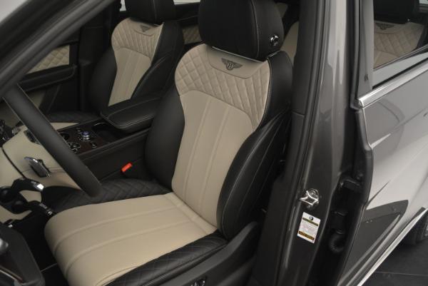 New 2018 Bentley Bentayga W12 Activity for sale Sold at Maserati of Westport in Westport CT 06880 18