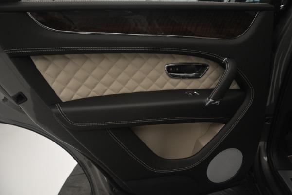New 2018 Bentley Bentayga W12 Activity for sale Sold at Maserati of Westport in Westport CT 06880 20