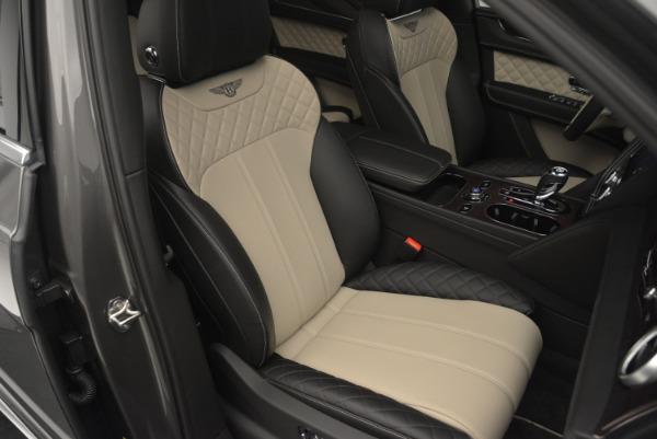 New 2018 Bentley Bentayga W12 Activity for sale Sold at Maserati of Westport in Westport CT 06880 24