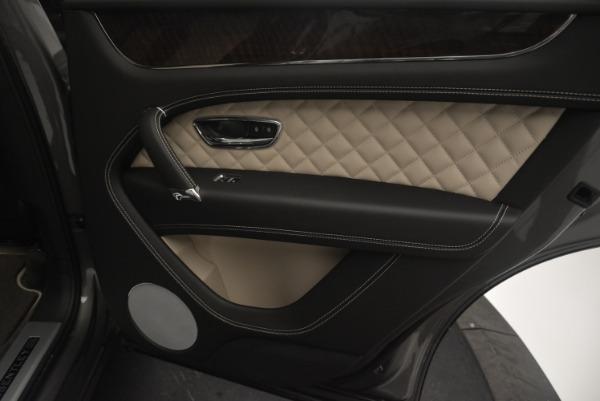 New 2018 Bentley Bentayga W12 Activity for sale Sold at Maserati of Westport in Westport CT 06880 26