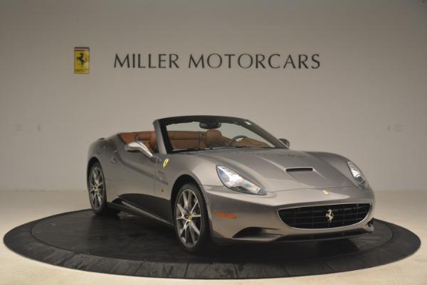 Used 2012 Ferrari California for sale Sold at Maserati of Westport in Westport CT 06880 11