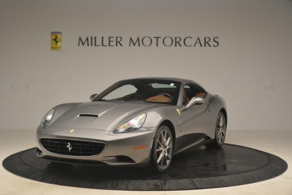 Used 2012 Ferrari California for sale Sold at Maserati of Westport in Westport CT 06880 13