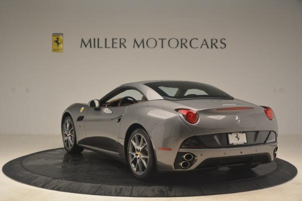 Used 2012 Ferrari California for sale Sold at Maserati of Westport in Westport CT 06880 17