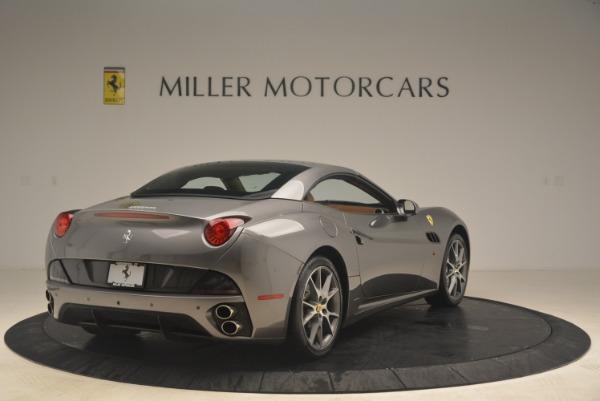Used 2012 Ferrari California for sale Sold at Maserati of Westport in Westport CT 06880 19