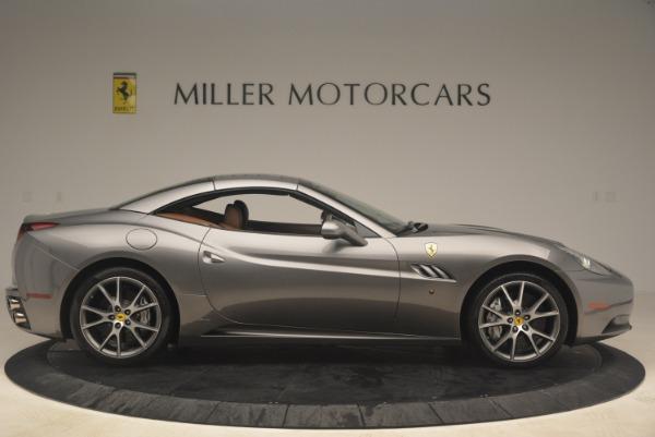 Used 2012 Ferrari California for sale Sold at Maserati of Westport in Westport CT 06880 21